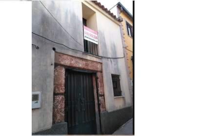 Casa en Plaza de Cáceres, nº 18
